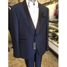 Blue-Tuxedo by WEST-END,,,,PRE_ORDER ONLY<<<<<
